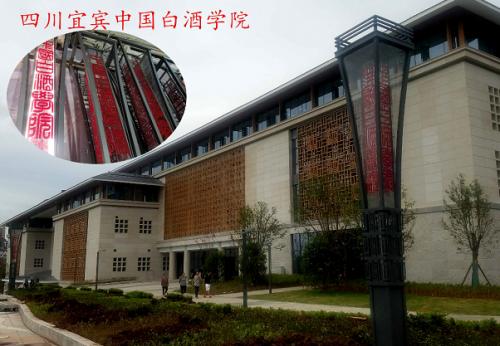 宜宾中国白酒学院