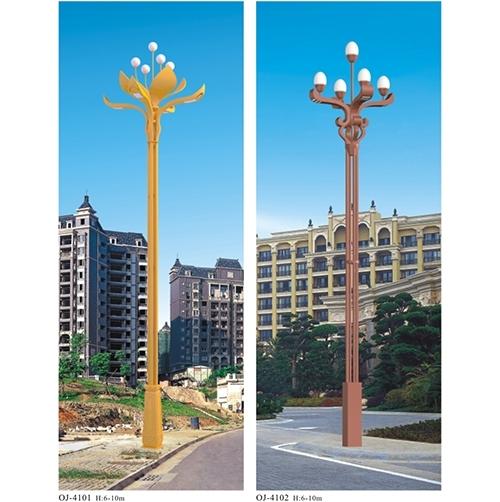 景观灯生产厂家该如何使园林植物的照明需要考虑四季的变化