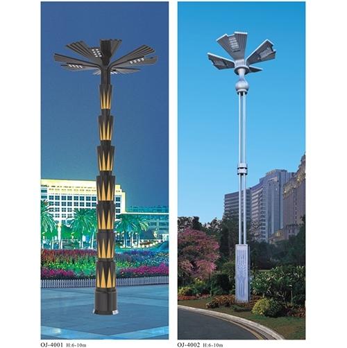 景观灯在城市起到的作用