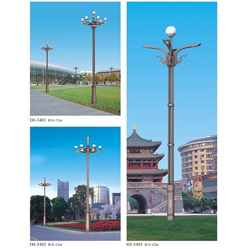 看看高杆路灯会有哪些优势呢?