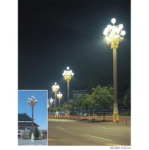 如何辨别庭院灯的质量好坏