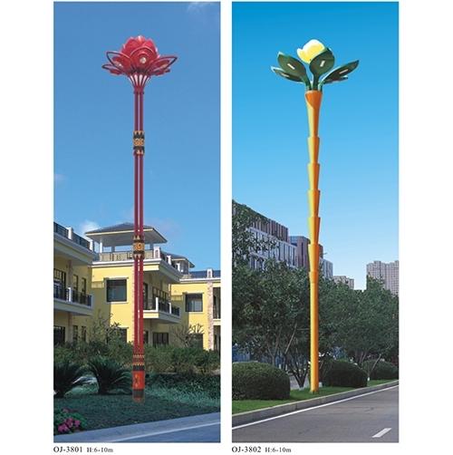 在选购高杆路灯会有哪些问题需要注意的呢