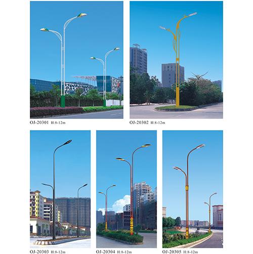 LED大瓦数路灯
