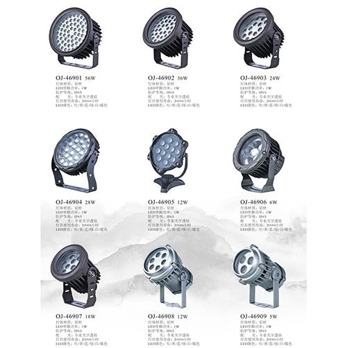 广西LED大功率投光灯