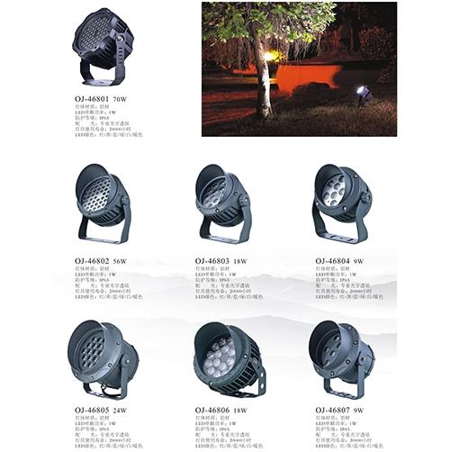 广西LED户外投光灯