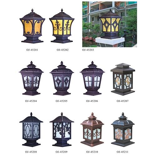广西优质柱头灯