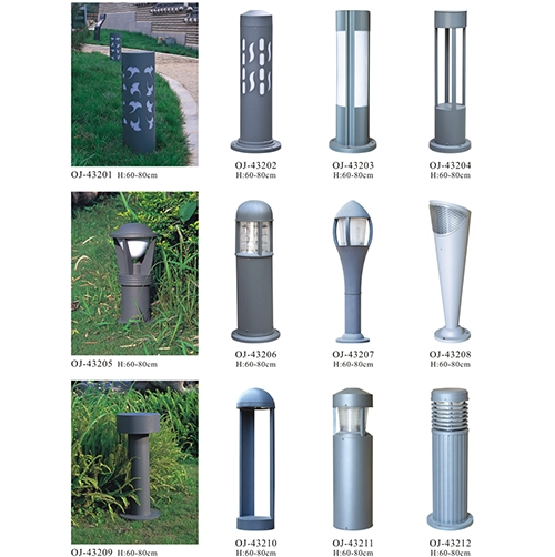 广西太阳能草坪灯