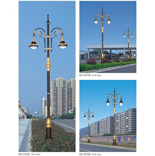 欧式LED路灯