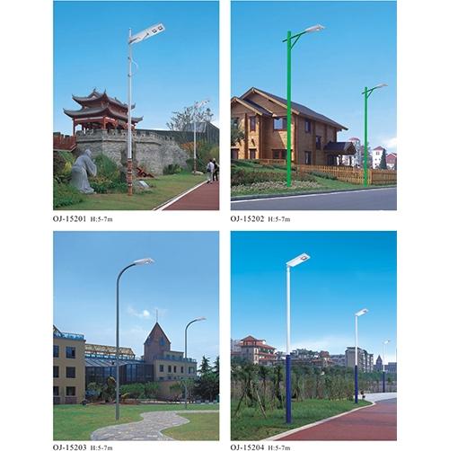 北京路灯风光互补