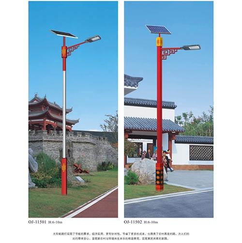100瓦太阳能路灯