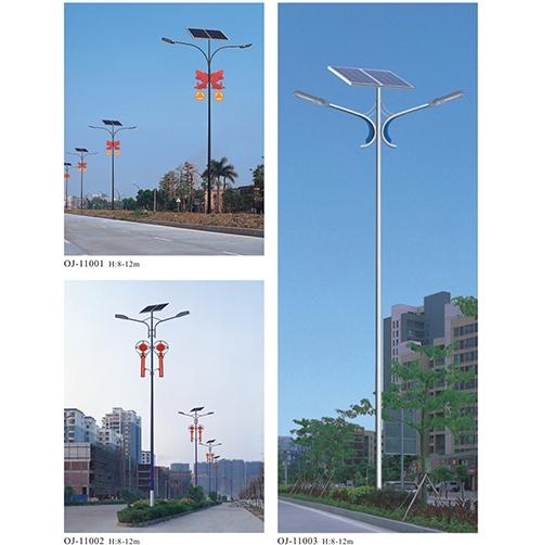 太阳能景观路灯