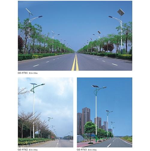 80瓦太阳能路灯