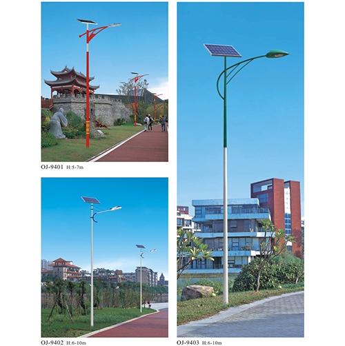园林太阳能路灯