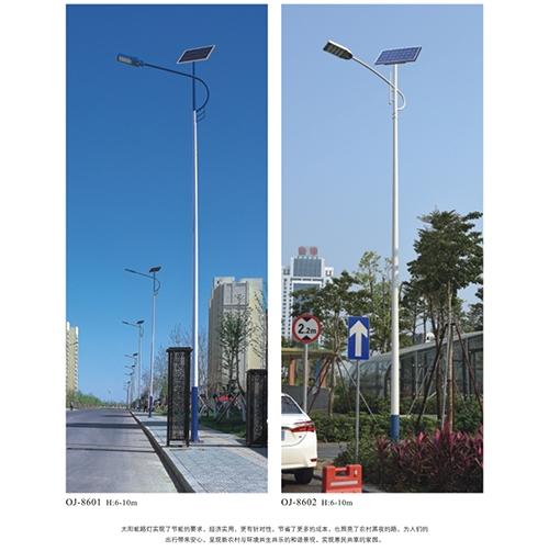 内蒙古太阳能庭院灯