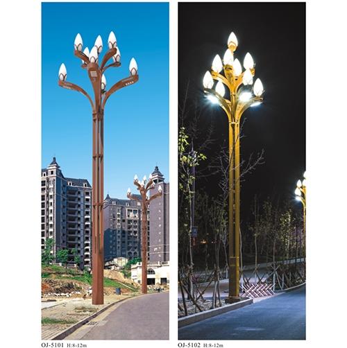 广东LED玉兰灯定制